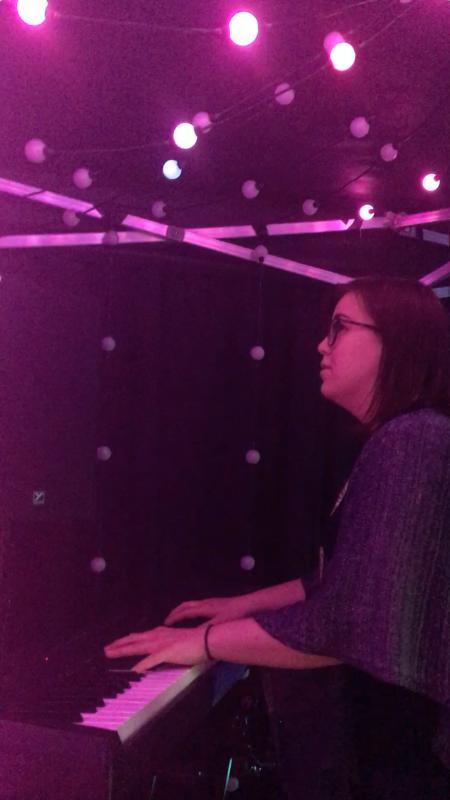 CASC 2018 Aurora sound-to-light engine reacting to music