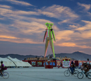 Burning Man BLM Nevada Photo