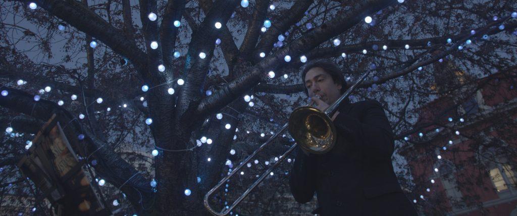 Aurora Singing Tree