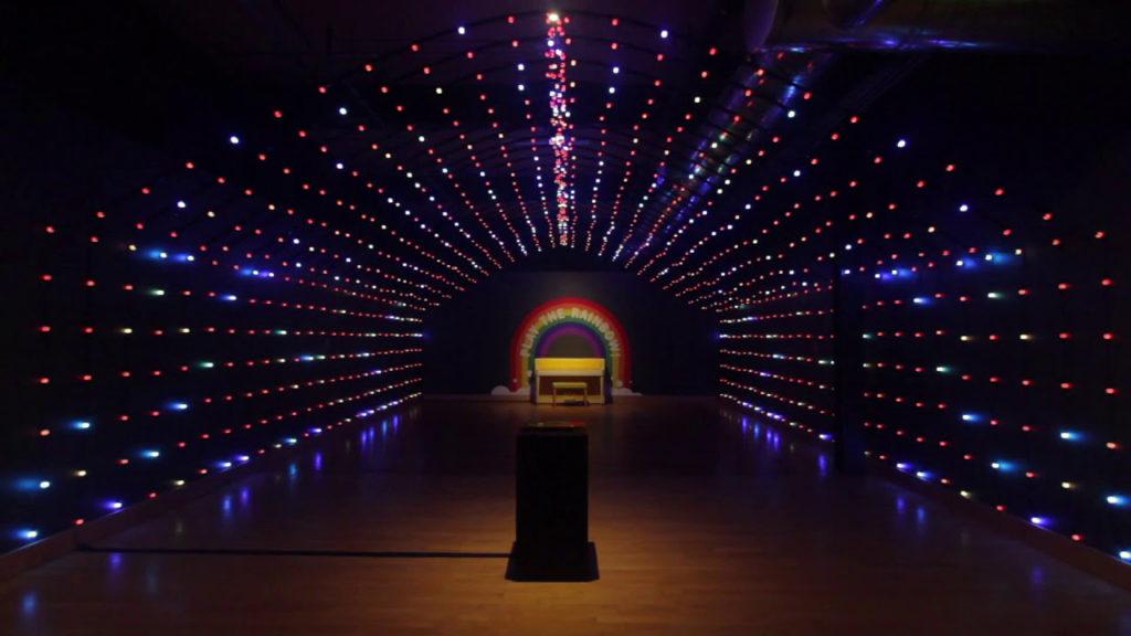 Aurora Piano Tunnel For Children